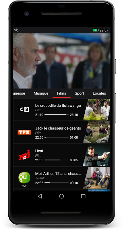 Box'n TV - Freebox Multiposte 3.0.15 Screen 3