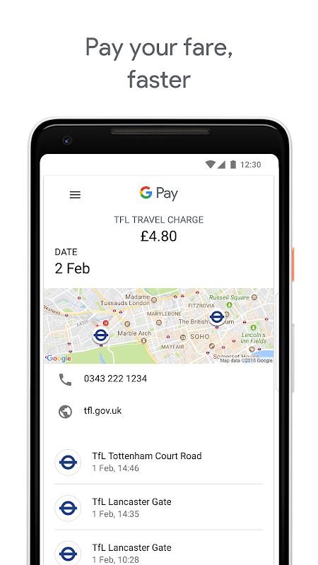 Android Pay 2.97.265766933 Screen 9