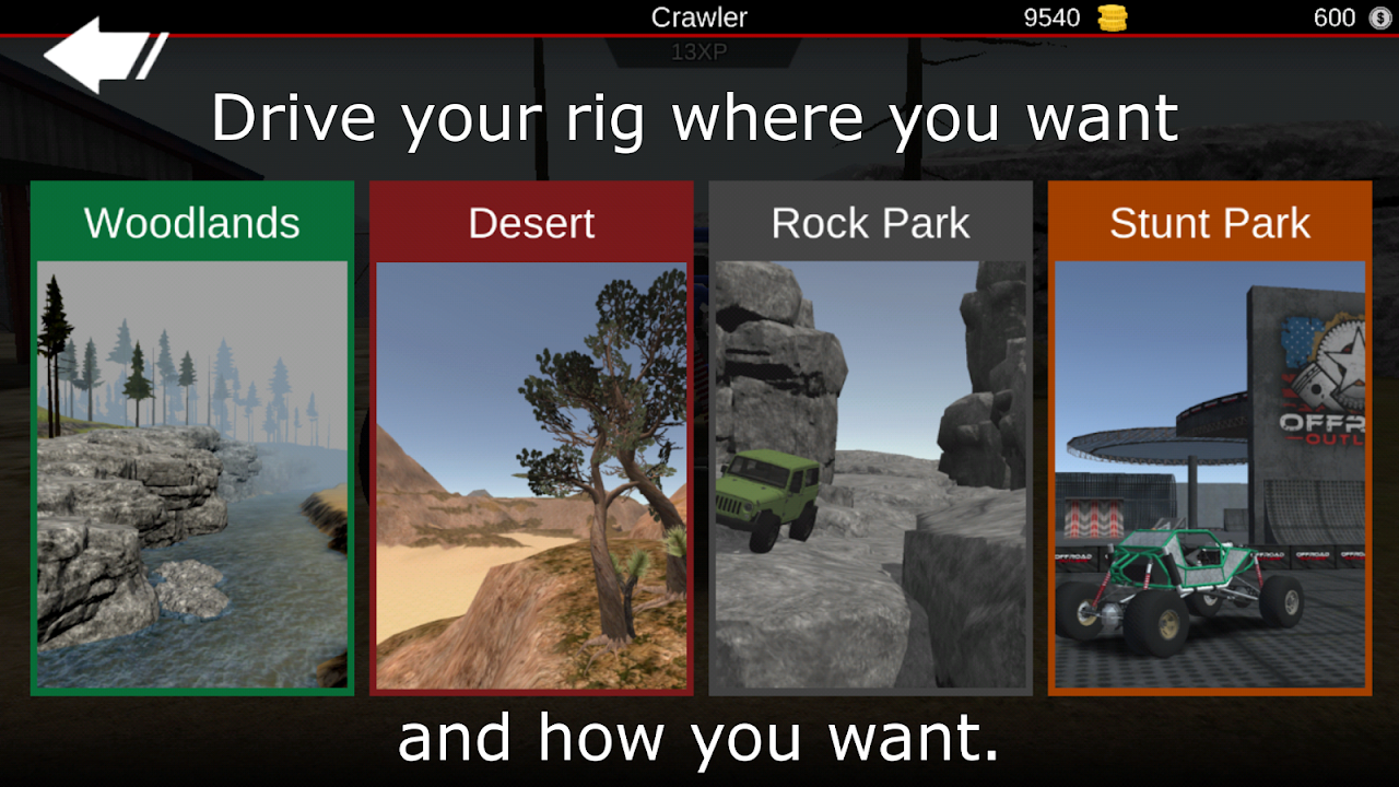 Offroad Outlaws 2.6.2 Screen 4