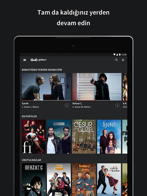 puhutv 1.2.2 Screen 9