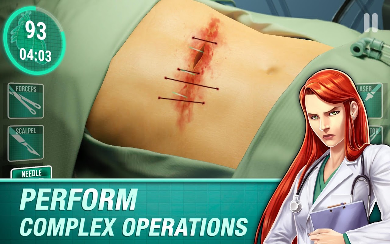 Operate Now: Hospital Doctor 1.7.1 Screen 6