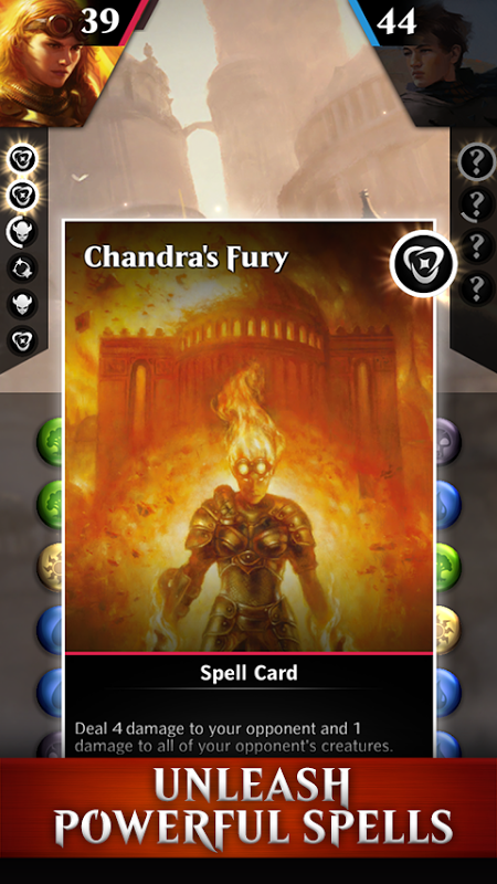 Magic the Gathering Puzzle Quest 1.6.5.12081 Screen 2
