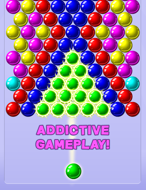 Bubble Shooter 7.051 Screen 2