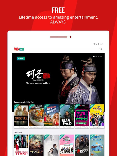 iflix 3.2.1-11637 Screen 8