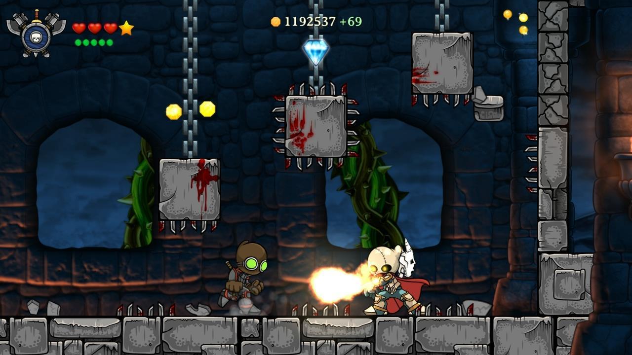 Magic Rampage 3.5.2 Screen 2