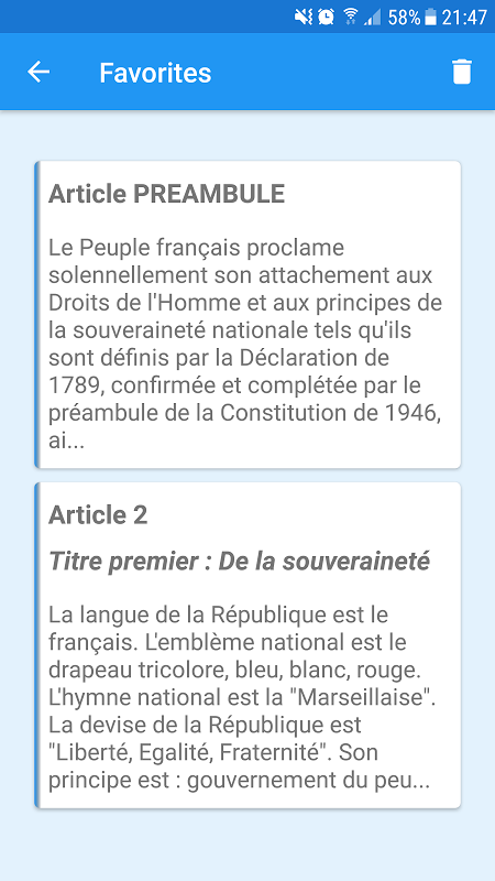 French Constitution 1.0 Screen 6