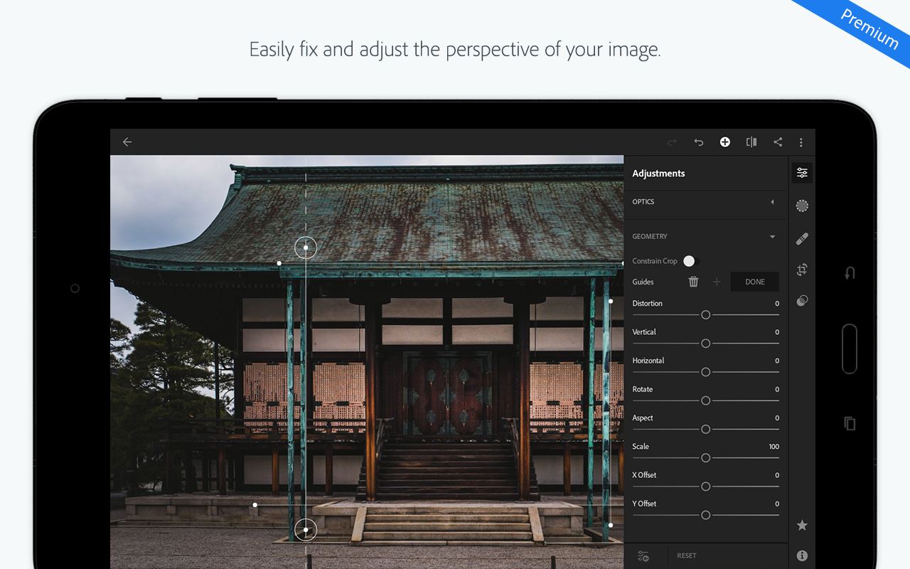 Android Adobe Photoshop Lightroom CC Screen 13