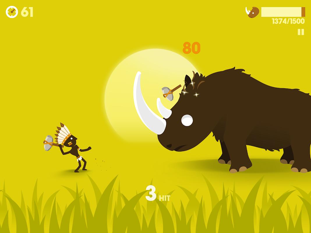 Android Big Hunter Screen 11