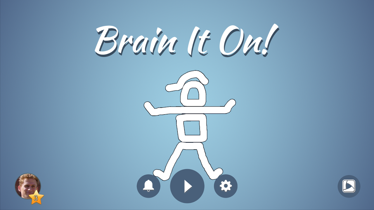 Android Brain It On! - Physics Puzzles Screen 4