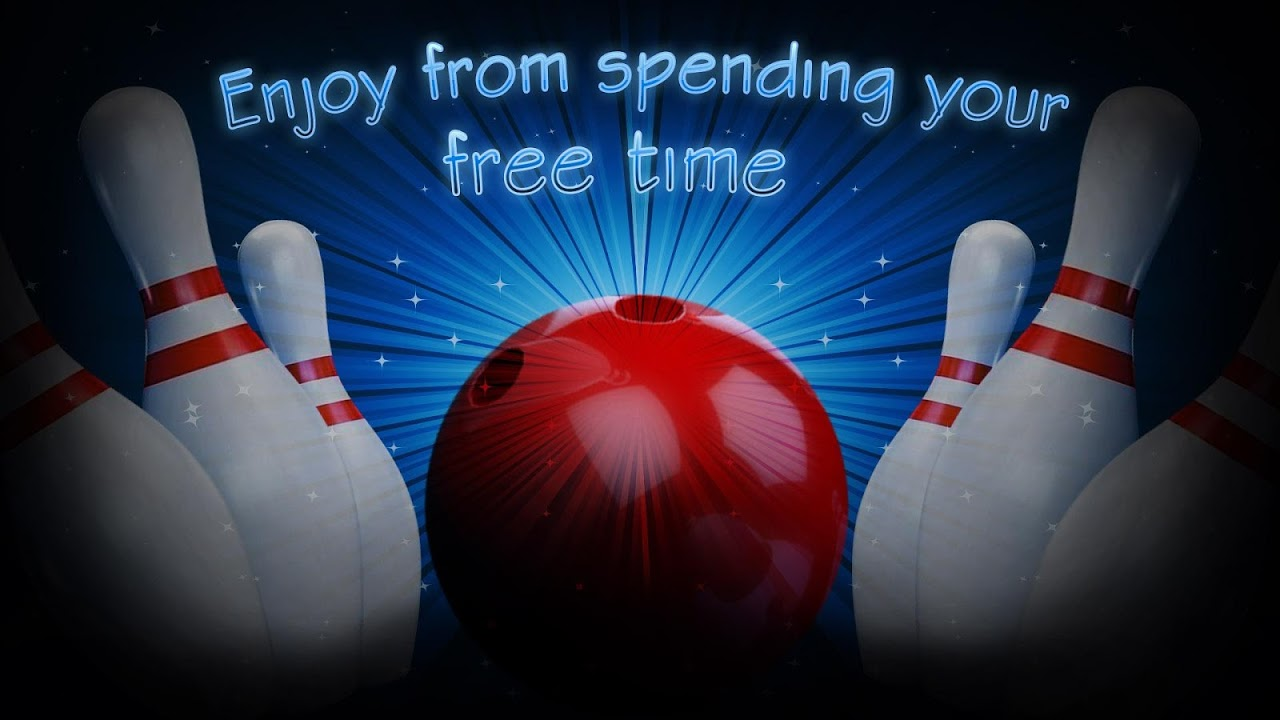 Android Bowling Champion Screen 1