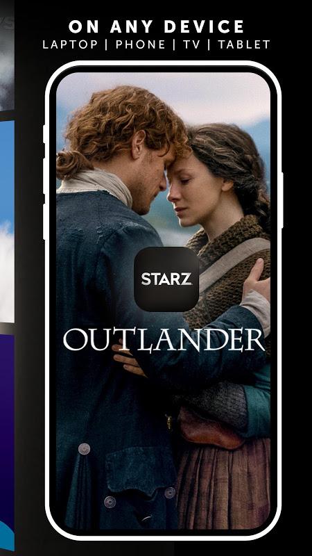 STARZ 2.6.1 Screen 4