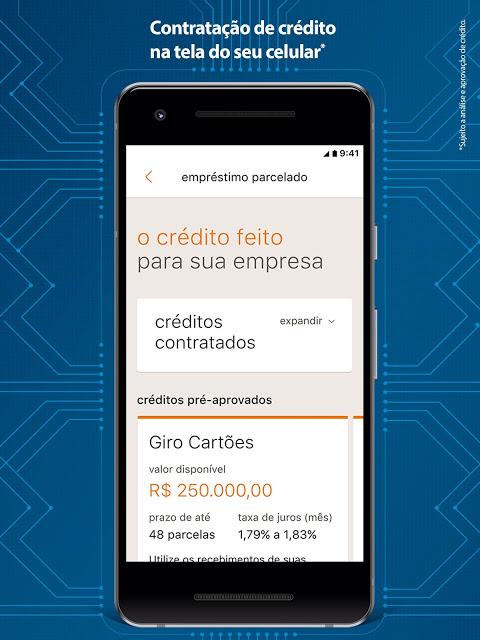 Itaú Empresas 4.2.9 Screen 2