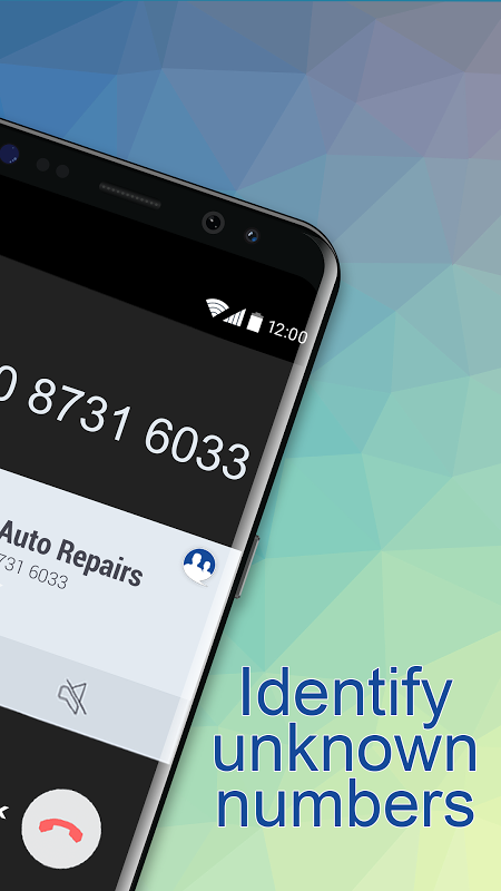 Android True Contact - Real Caller ID Screen 1