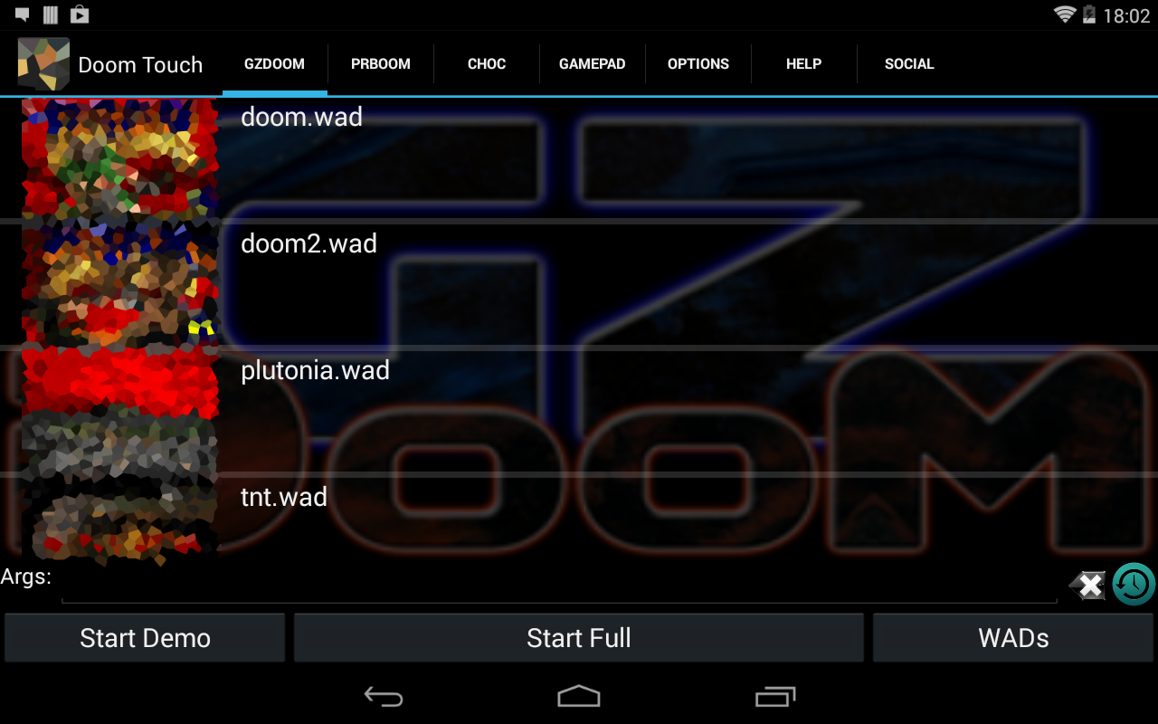 D-Touch (Port of Doom) APKs | Android APK