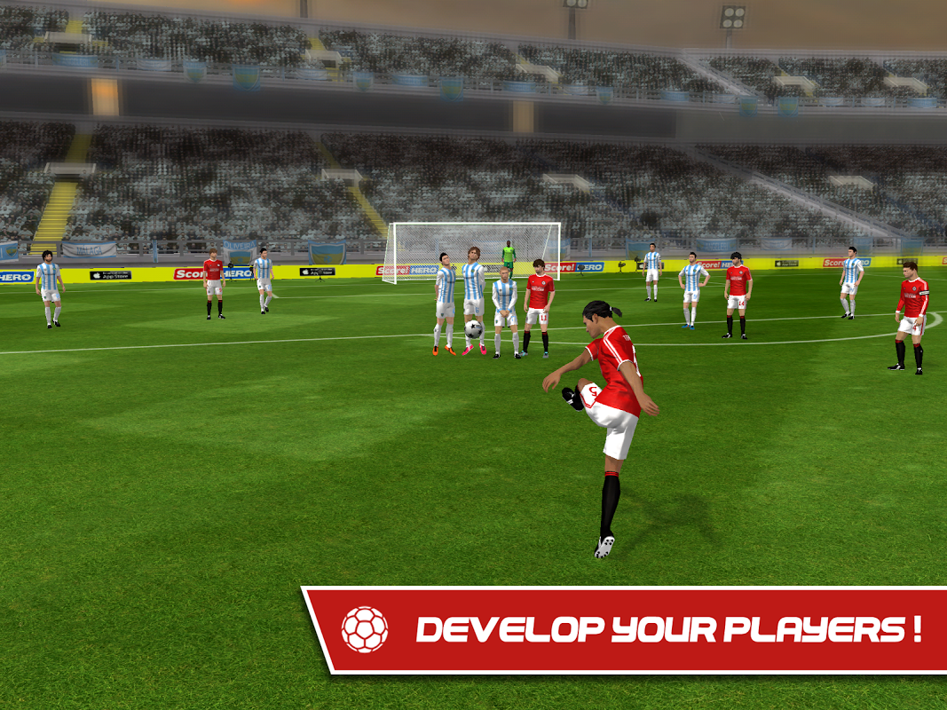 Android Dream League Soccer 2017 Screen 7
