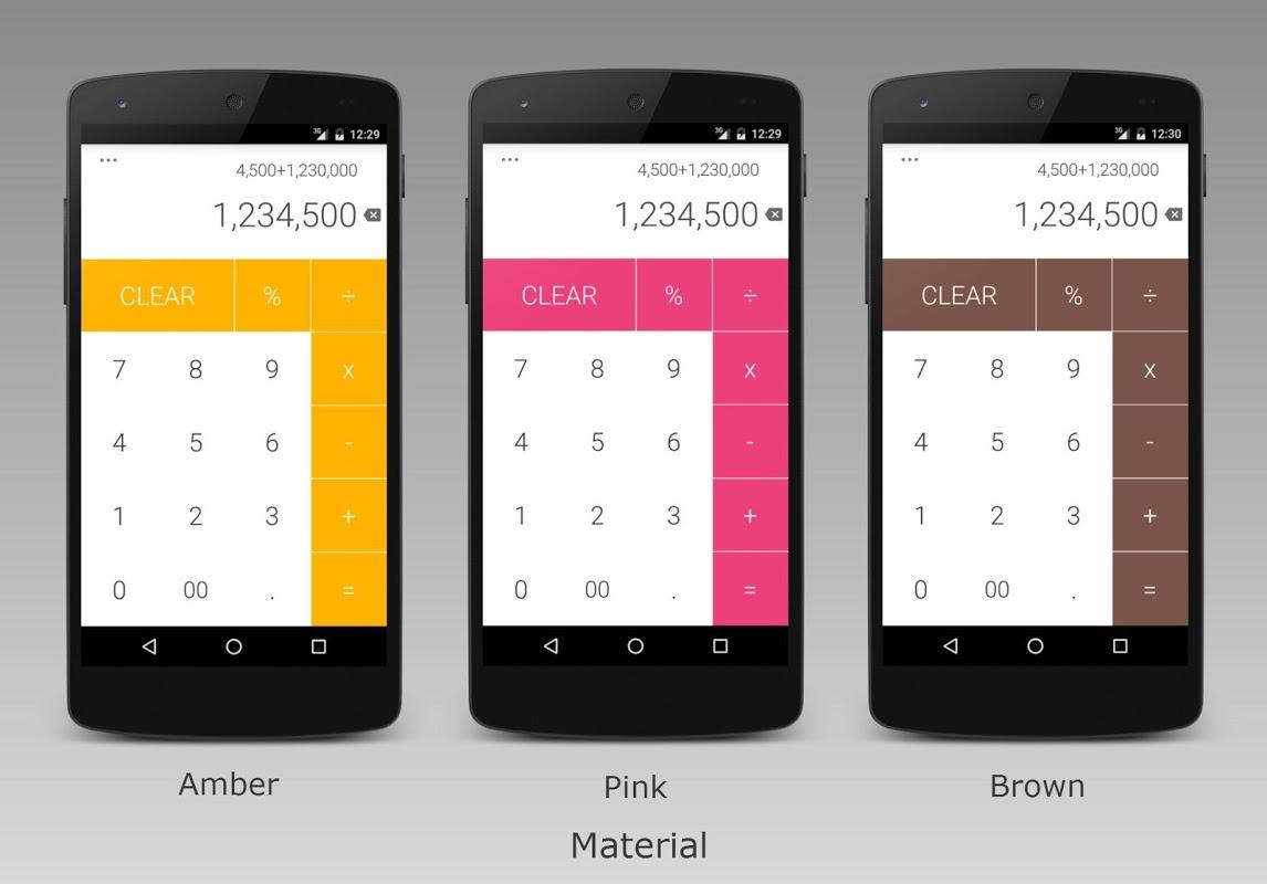 Calculator 1.10.9 Screen 3