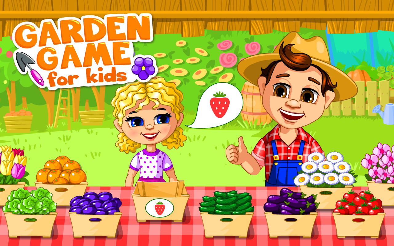 Garden Game for Kids 1.03 Screen 6