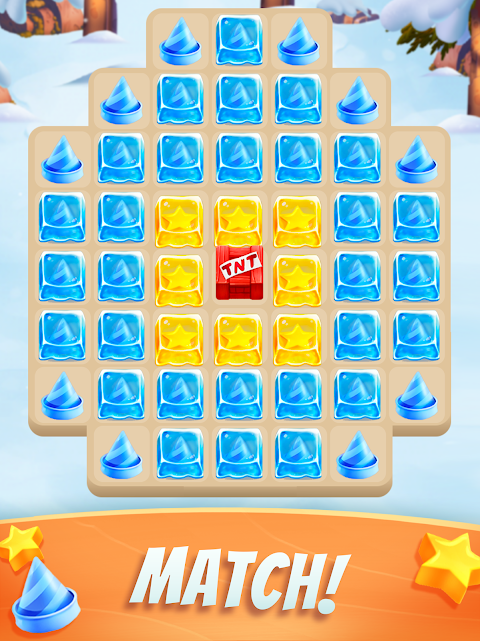 Android Angry Birds Match Screen 11