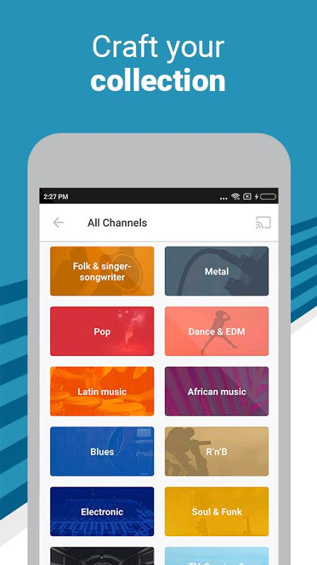 Deezer: Stream Music, Playlists, Albums & Songs 6.0.3.3 Screen 10