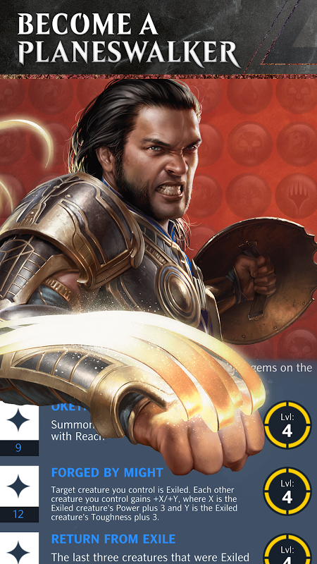 Android Magic: The Gathering - Puzzle Quest Screen 3