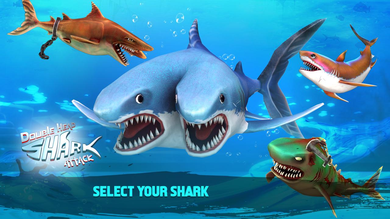 Double Head Shark Attack - Multiplayer 7.2c Screen 16