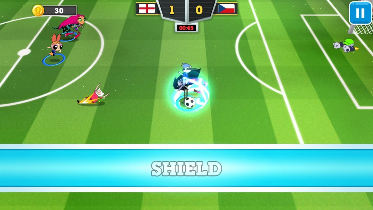Toon Cup 2018 - Cartoon Network's Football Game 1.0.11 Screen 5