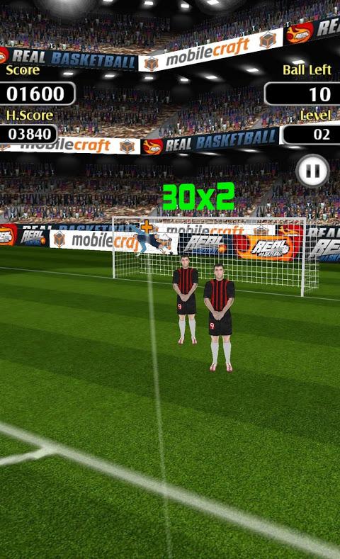Flick Shoot (Soccer Football) 3.4.5 Screen 2