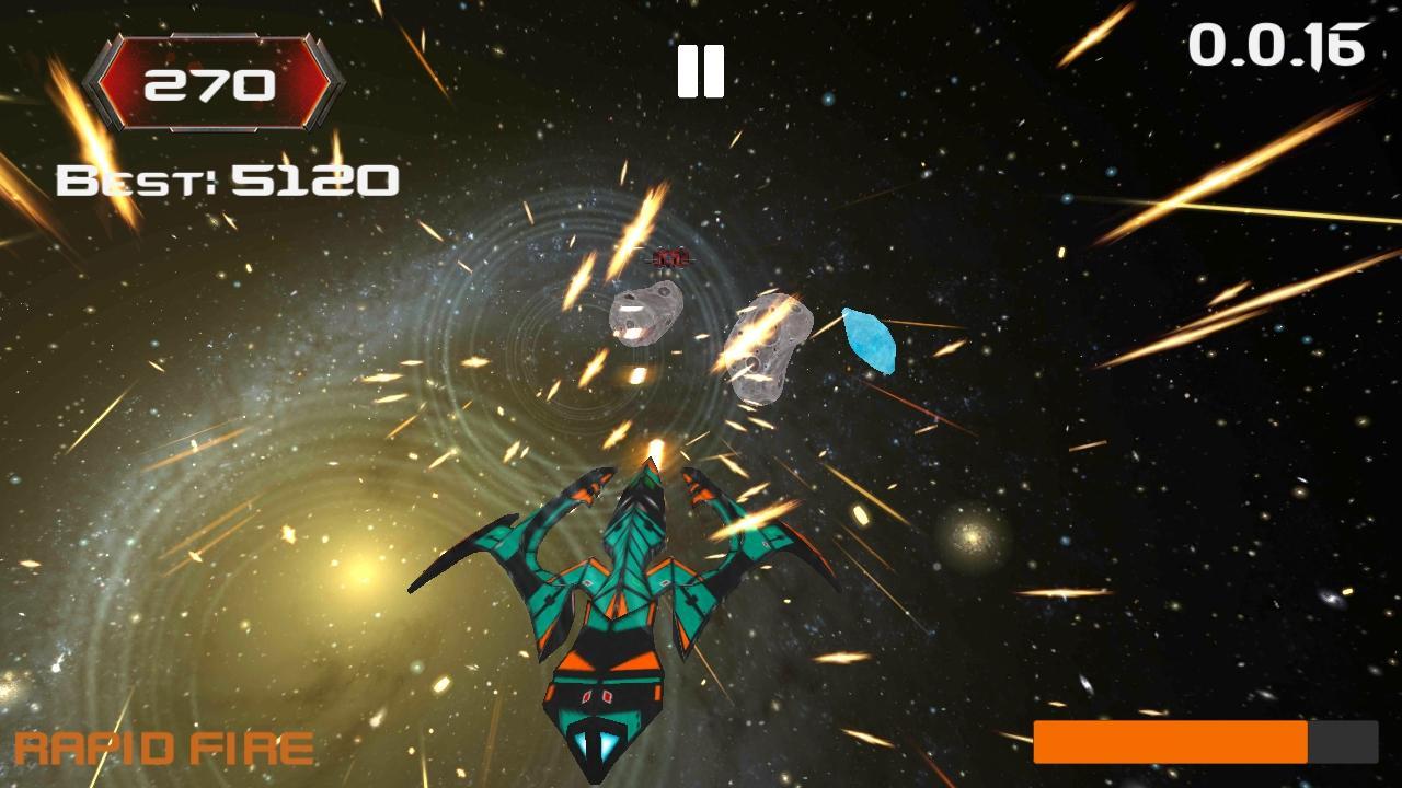 Galaxy Blast 1.5 Screen 1