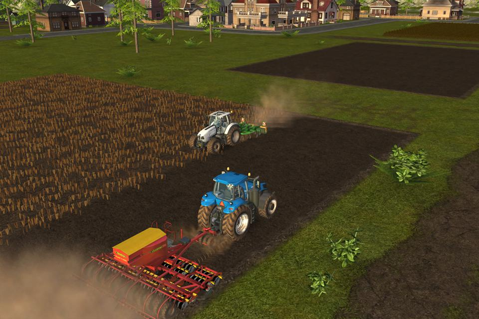 Android Farming Simulator 16 Screen 3