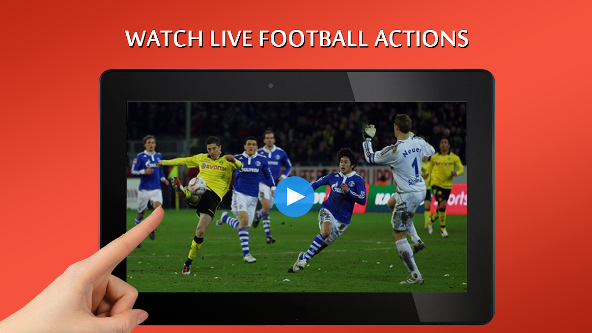 Android Sports Live TV,Football Live TV,Cricket Live TV HD Screen 1