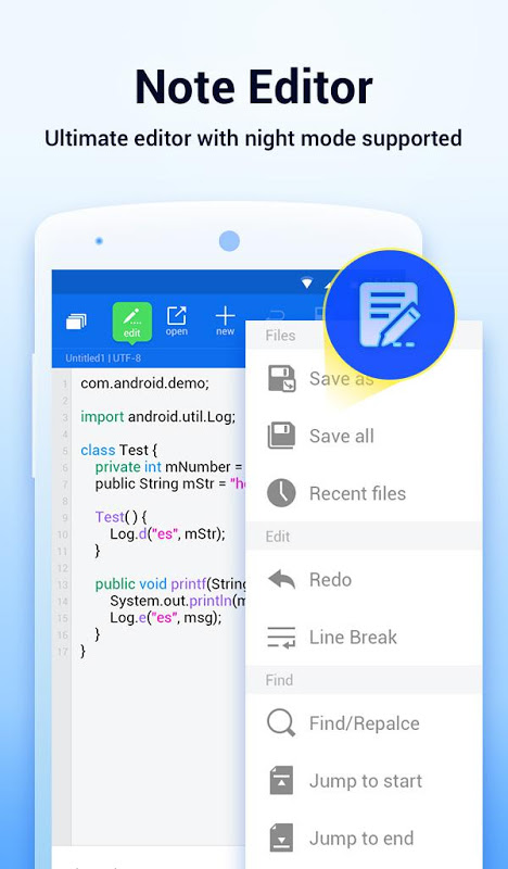 ES File Explorer/Manager PRO 4.1.8.5 Screen 9