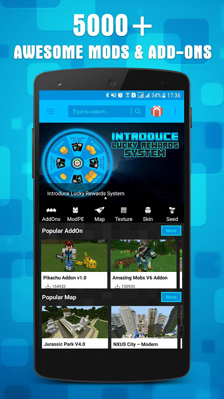 Mods & Addons for Minecraft PE 1.2.1 Screen 1