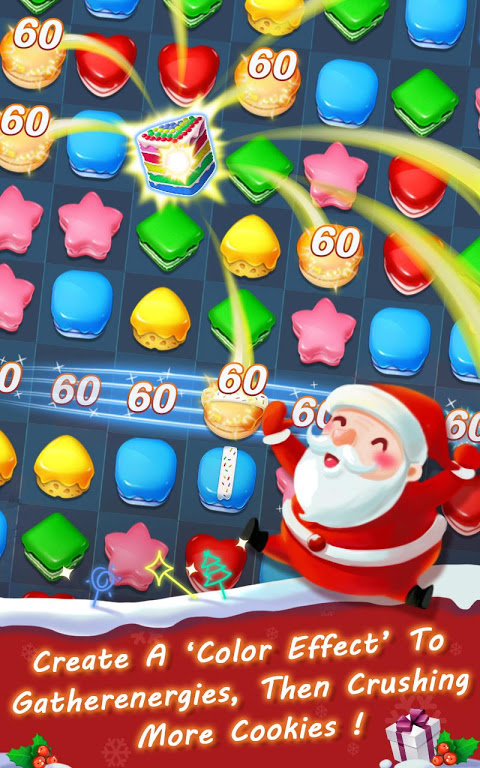 Android Cookie Blast Frenzy Screen 9