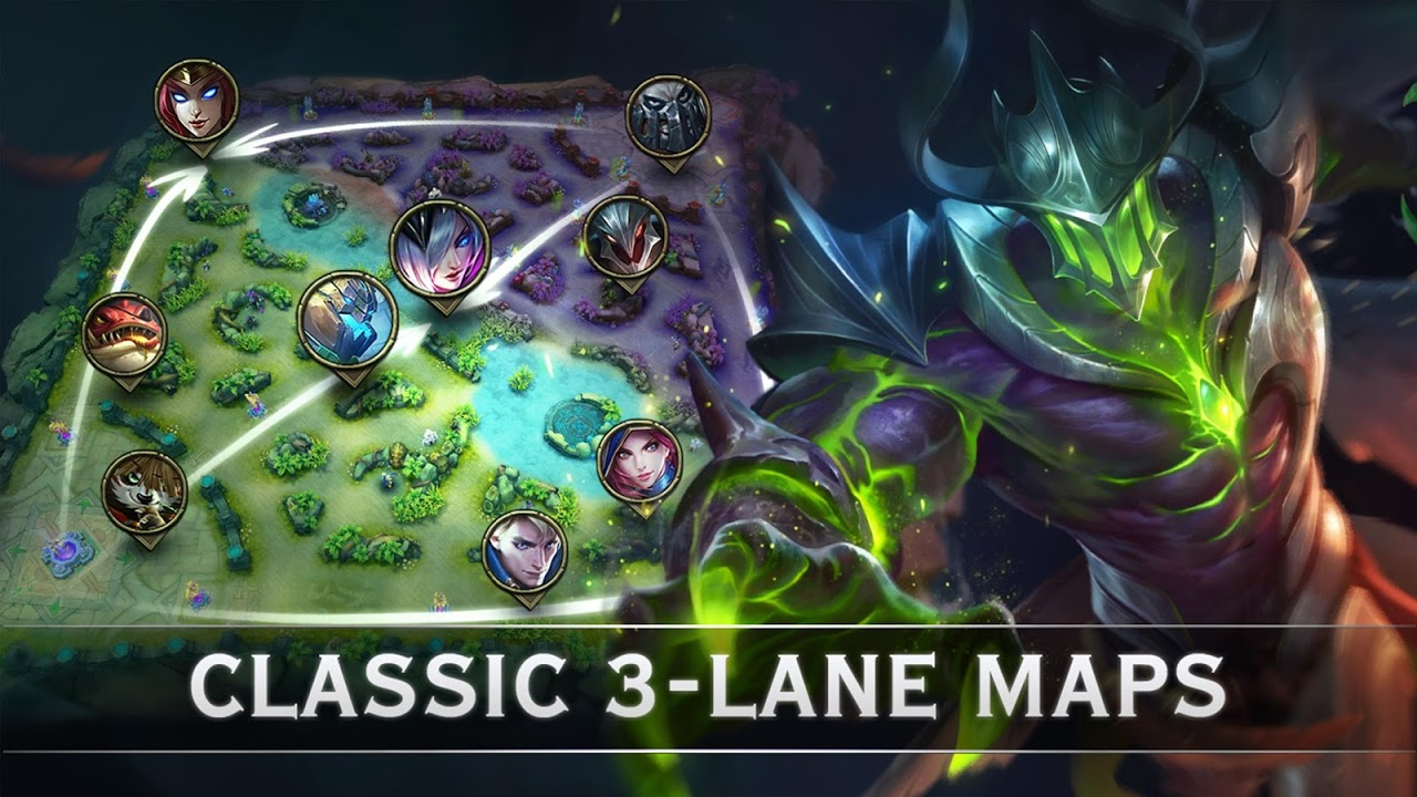 Mobile Legends: Bang bang 1.3.23.3322 Screen 1