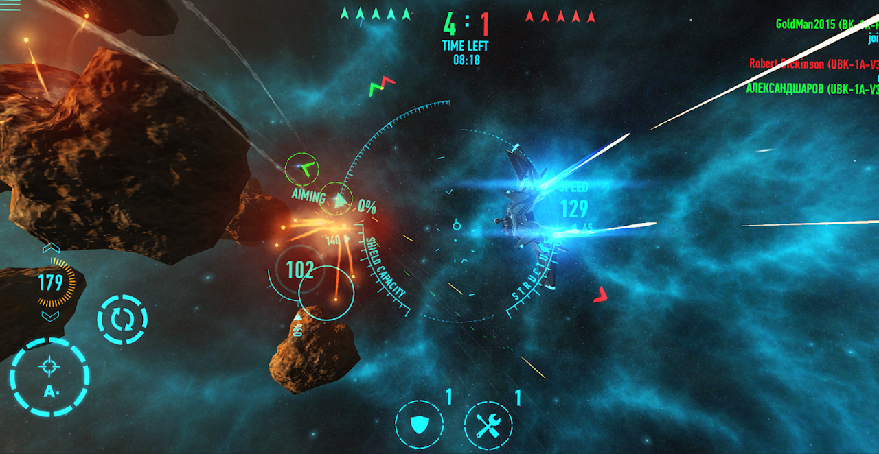 Star Combat Online 0.94 Screen 3