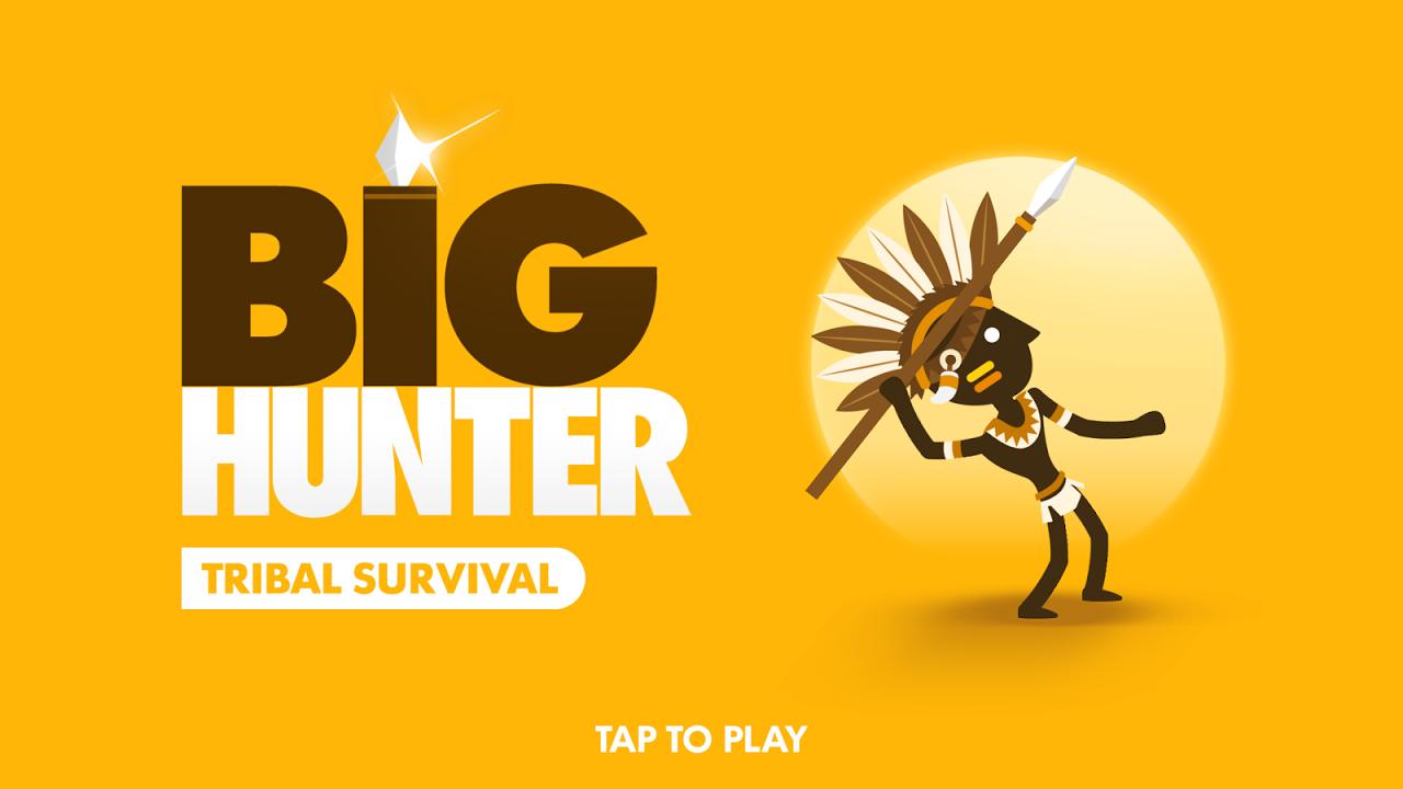 Android Big Hunter Screen 4