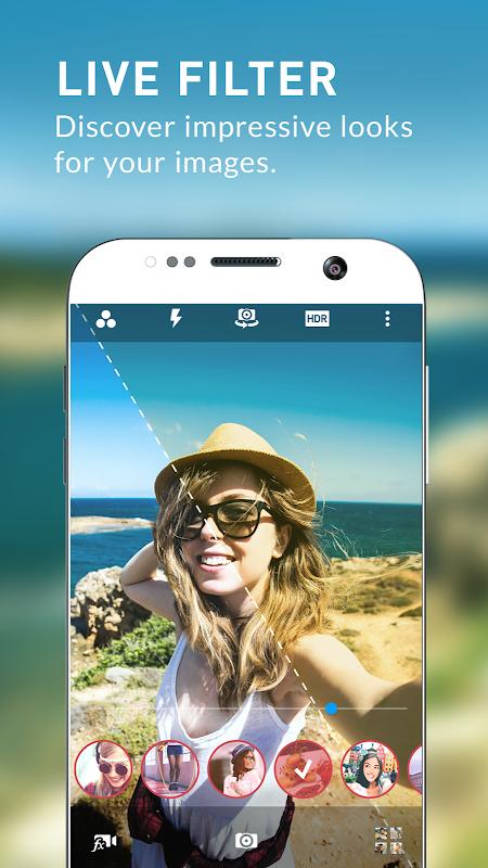 Camera MX - Photo, Video, GIF Camera & Editor 4.7.188 Screen 4