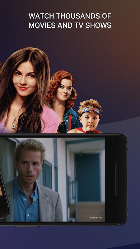 Tubi - Free Movies & TV Shows 2.17.2 Screen 1