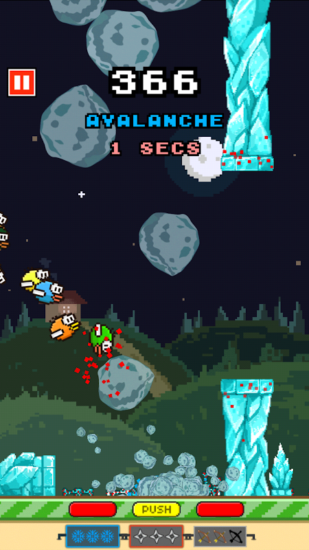 Android Flappy Crush Screen 5