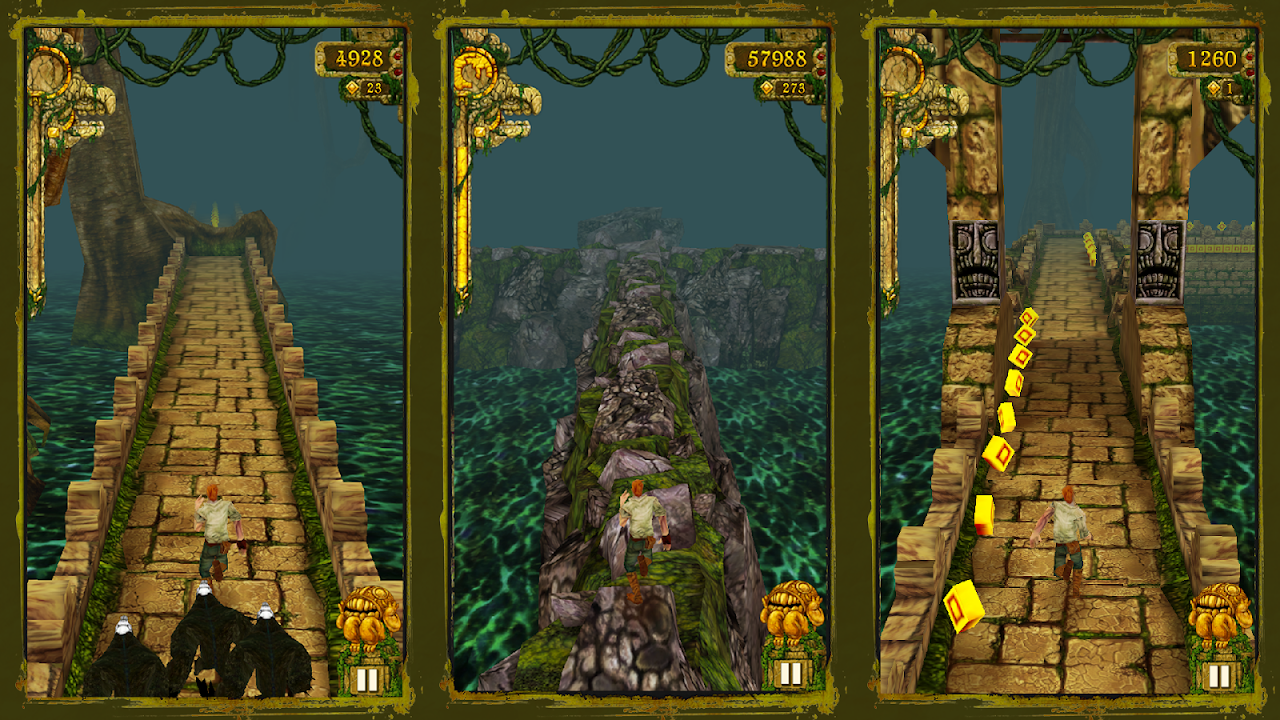 Android Temple Run Screen 5