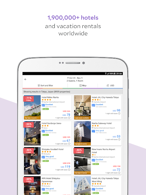 Android Agoda – Hotel Booking Deals Screen 18