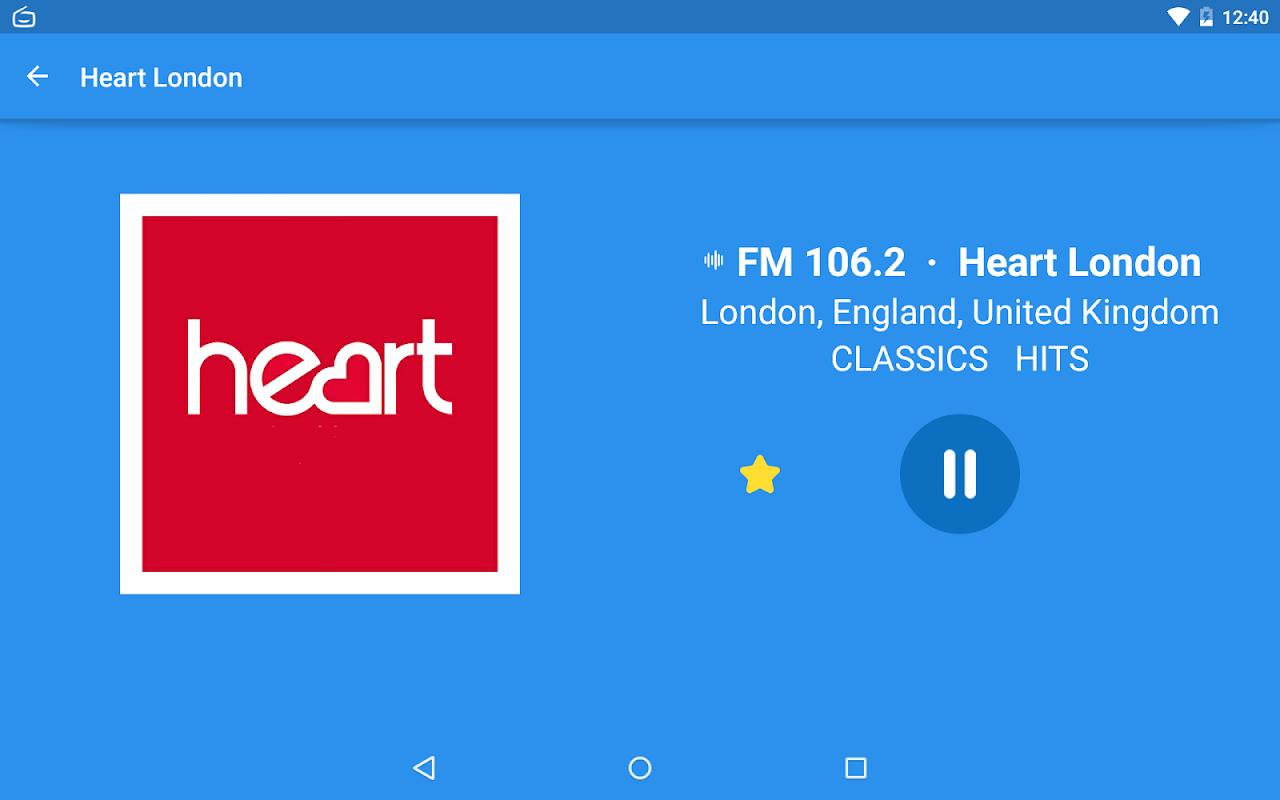 Simple Radio - Free Live FM AM Radio & Music 2.6.2 Screen 13
