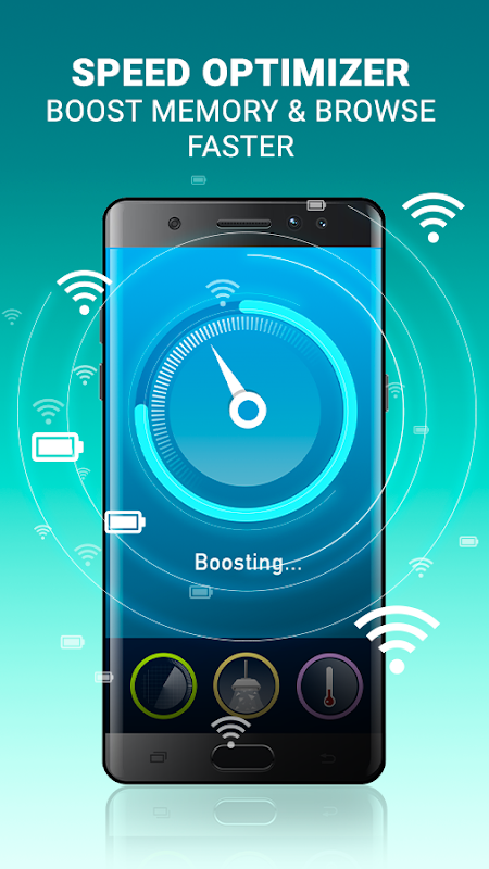 Android DFNDR: Antivirus, Booster & Cleaner Screen 3