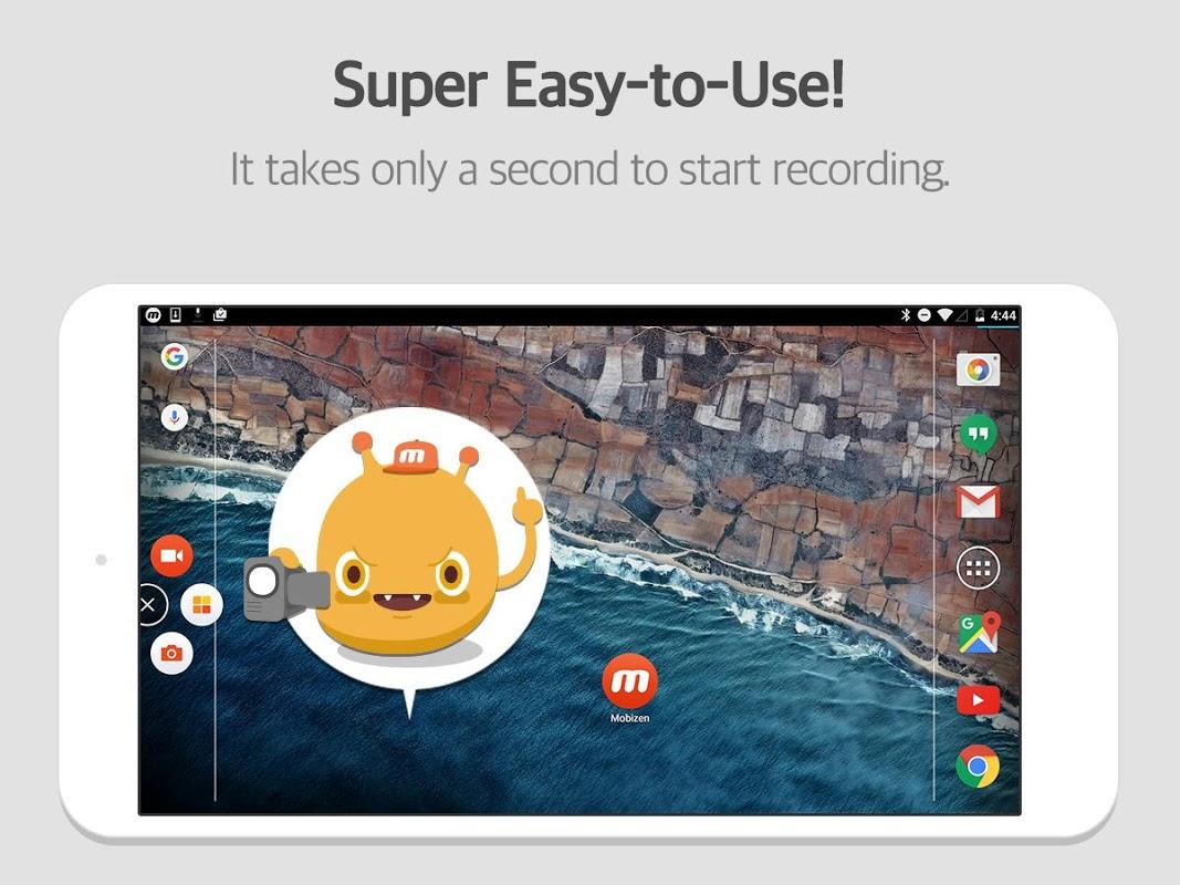 Mobizen Screen Recorder 3.6.2.8 Screen 1