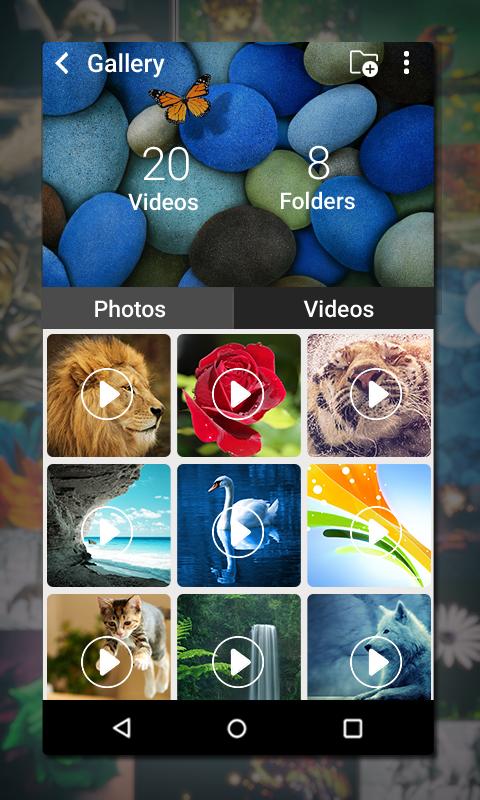 Gallery 1.18 Screen 2