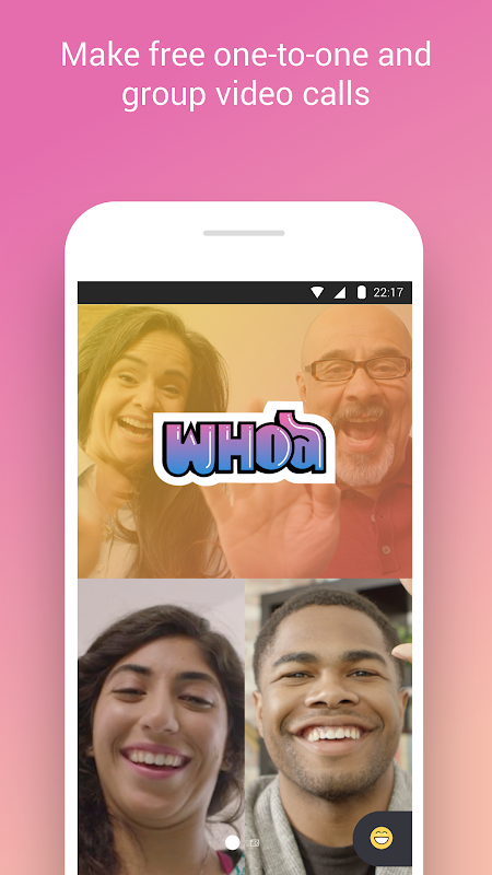 Android Skype - free IM & video calls Screen 1