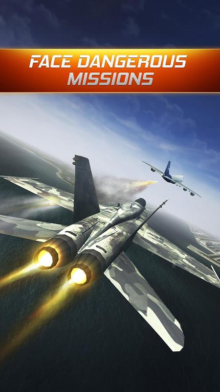 Android Flight Alert Simulator 3D Free Screen 1