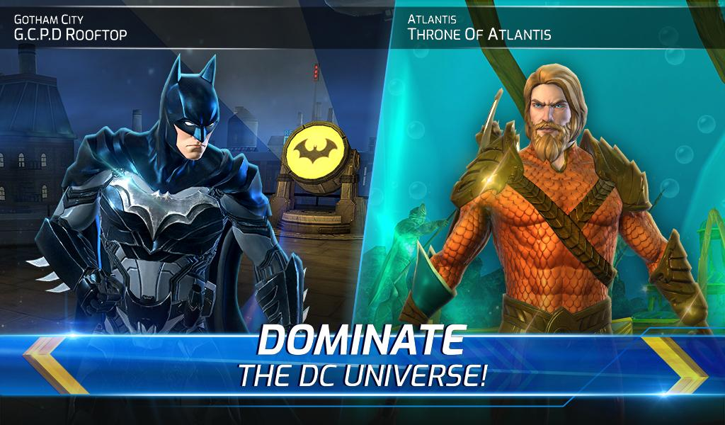 DC Legends: Battle for Justice 1.24.2 Screen 5