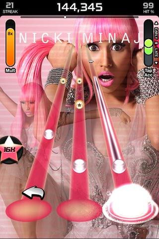 Android Tap Tap Revenge 4 Screen 3