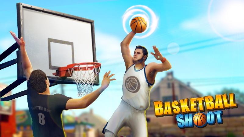 Android Basketball Shoot 3D Screen 7